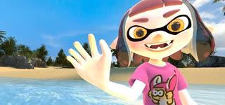 【Gmod】海だ!【splatoon2】