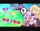 【EXVSMBON】ゆかりさんがマキオンを頑張る動画(仮)【試作版】