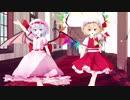 【第12回東方ニコ童祭】にゃんにゃんスカーレット姉妹【東方MMD】