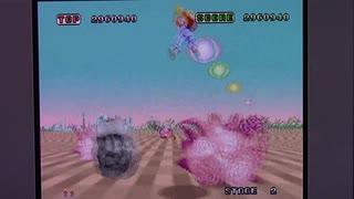 【実況・ファミコンナビプラス Vol.211】スペースハリアーII(スペースハリアー)(PlayStation2)