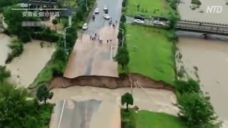 地震・洪水・土砂災害、誰が悪いの?共産