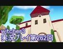 探し人を求めてwitcher3実況プレイ第262回