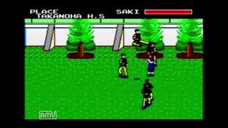 1987年04月19日 ゲーム スケバン刑事Ⅱ(セガマークⅢ) BGM 「Battlin Days(戦闘)」