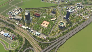 【Cities:Skylines】この未開の地を発展させる #11【ゆっくり実況】