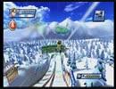 暑い時には・・・ マリオ&ソニック AT バンクーバーオリンピック ~ Ski jump  【K14S36】