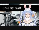 兎田ぺこらドラムでTrue My Heartを叩いてみたよ~。