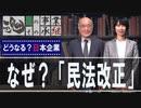 【どうなる?日本企業 #30】民法大改正の舞台裏~その契約は有効か?日本法に無かった「約因」という概念[桜R2/7/16]