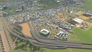 【Cities:Skylines】この未開の地を発展させる #12【ゆっくり実況】
