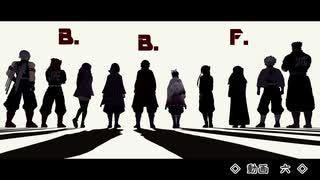 【鬼滅のMMD】 B.B.F. 柱+