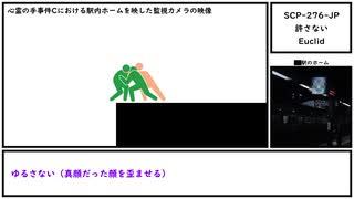 【ゆっくり紹介】SCP-276-JP【許さない】
