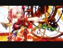 Ray MMD【KILLER B】Tda式 初音ミク 重音テト 紫音美菜 Japanese Kimono