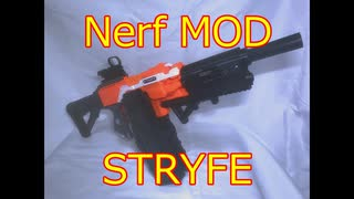 [Nerf MOD]Nerfのオリジナルパーツ作ってみた!
