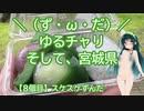 【アシスト車載】\(ず・ω・だ)/ゆるチャリそして、宮城県 8個目 スケスケずんだ