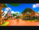 アライさんマンション3D 遊園地