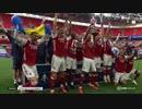 セレモニー 《19-20FAカップ》 [決勝] アーセナル vs チェルシー