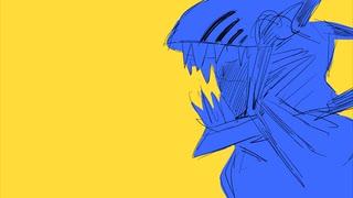 【电锯人/チェンソーマン手书】yellow
