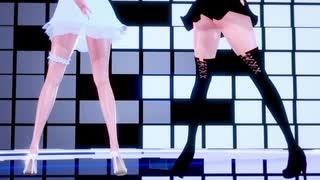 [東方 MMD] Love me if you can - 天使 &