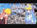 【琴葉葵】ドキドキドン!一年生(ぶんけかな)【SynthVカバー】