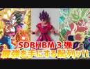 SDBHBM3弾~最強を手にする配列ッ!!~