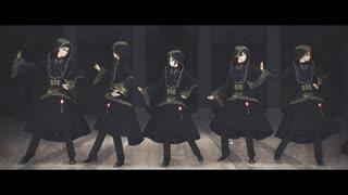 【MMDツイステ】Black Out【式典ハーツラ