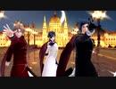 【MMD刀剣乱舞】ライムライト  【日・燭・杵/お着替え有】