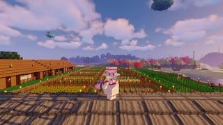 【Minecraft】レミリア春夏秋冬 Part.45【
