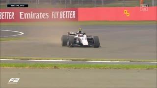 F2 2020イギリスGP レース2