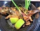 【料理】イサキと冬瓜の谷中生姜煮  #110