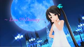 【MMD】あぴミクさん達で『Love∞Destiny』