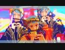 【MMDツイステ】桃源恋歌【ウツボとラッコ】