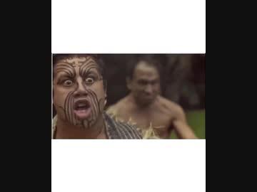 『マオリ族のハカとソーラン節を合わせてみた』のサムネイル