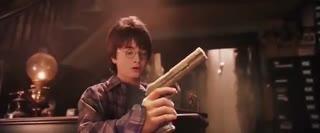 ホモと見るハリーポッターと魔法の銃