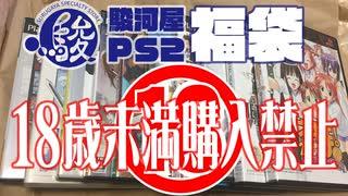 【10本入650円】駿河屋PS2じゃんく福袋~1
