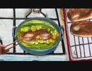 【コマ撮り】らららコッペパンに合わせて揚げパン作って描いてみた