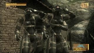 MGS4 無能な兵士たち - 追跡は変わった(R)