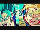 【ドッカンバトル】LR超ベジット&LRベジットブルーBGM