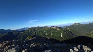 ゆるふわで行こう!雲ノ平リアル登山アタ