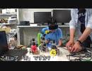 VRでロボットを操作する_文字書き編
