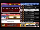 beatmania III THE FINAL - 142 - PEACE DREAM (LONG) (DP)