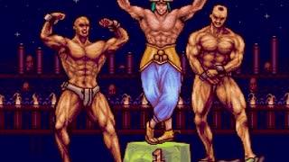 1992年12月25日 ゲーム 超兄貴 BGM 「Sexy Dinamite」