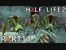 【ビビりでも世界を変えたい!】▼Half-Life2▼を怖がり実況【Part13】