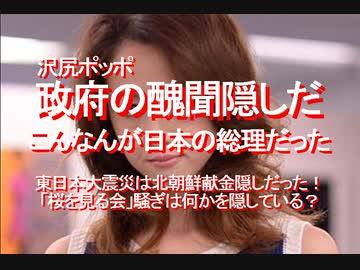 『【みちのく壁新聞】2019/11-沢尻ポッポ、政府の醜聞隠しだ、こんなんが日本の総理だった』のサムネイル