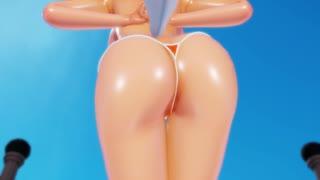 【MMD】椛が水着で腰振りダンス2020instil