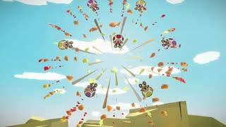 【実況】 ペーパーマリオ オリガミキング