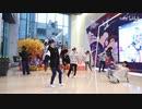 緊張しました,新宝島で踊ります。