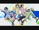 【11周年記念】カラフ/ルタッ/グチー/ム【手描きMAD】