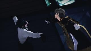 【MMD刀剣乱舞】帝国少女【器物破損コンビ】