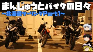 【ゆっくり車載】まんじゅうとバイクの日