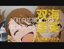 【それナム】「紅白応援V」冒頭シーン【亜美真美漫談】