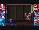 初見 ロックマンX2 #3  バブリー・クラブロス